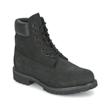 Timberland 6 IN PREMIUM BOOT Black Shoes Mid boots Men Hot Sale WEJW210